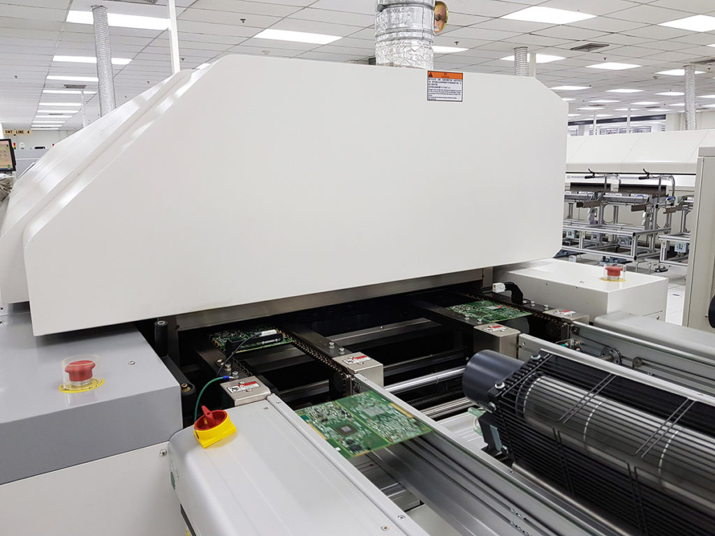 Electronic Contract Manufacturing - Equipment