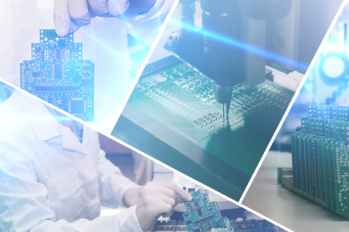 Electronic Contract Manufacturing - Value Add