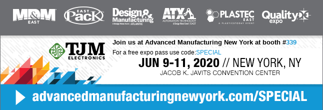 Advanced Manufacturing Banner