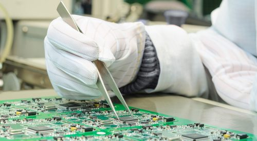 Through Hole PCB Assembly - Quality