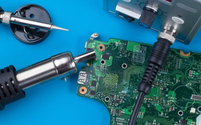 PCB Assembly Rework - PCB and Tools